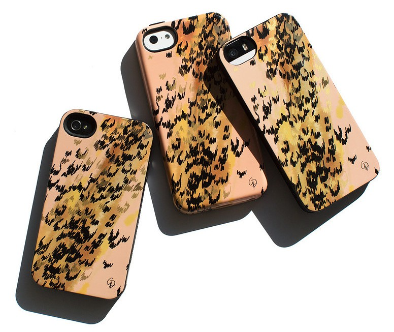 Product Photo - Garance Dore Leopard Pattern iPhone Case
