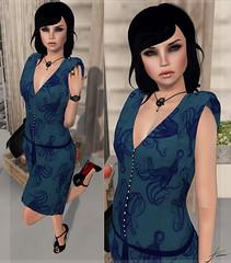 LOTD# 186 cute dress