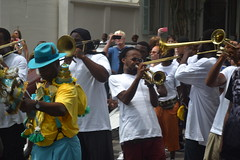 349 TBC Brass Band & Sudan