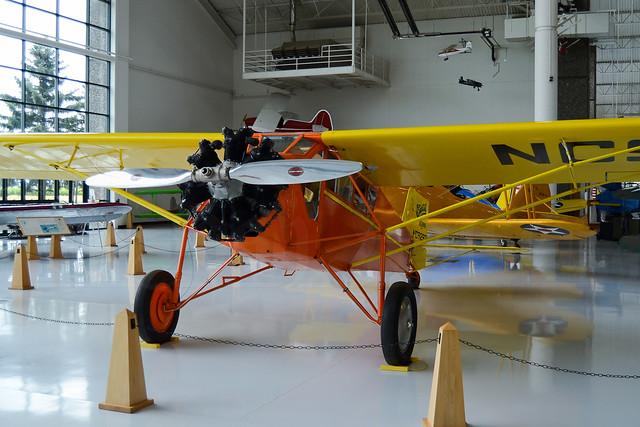Curtiss Robin NC9283
