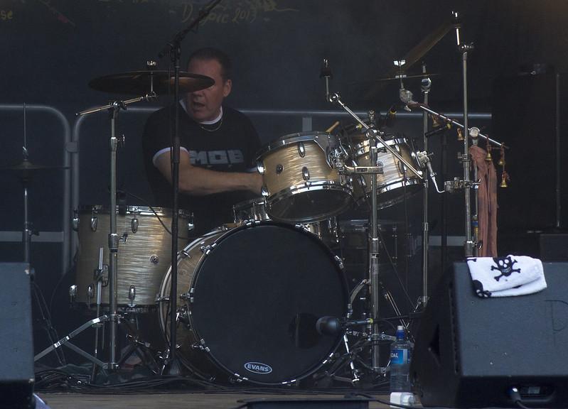 Brand New Drum Set