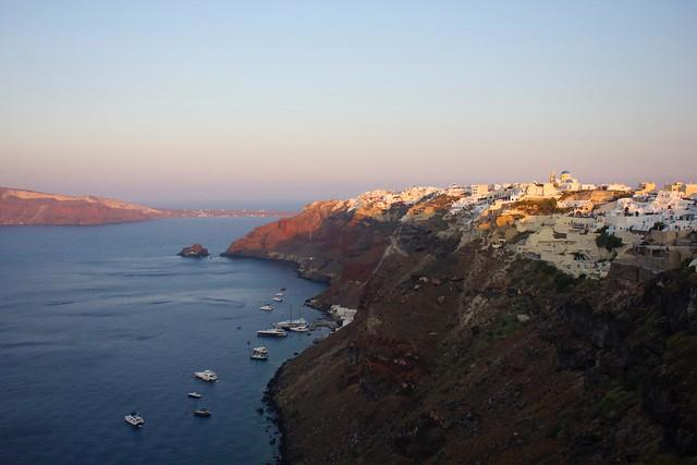 Good morning Santorini