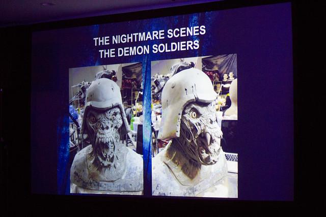 Halloween Horror Nights 2014 panel at ScareLA