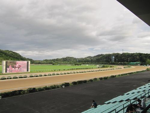 佐賀競馬場のコース
