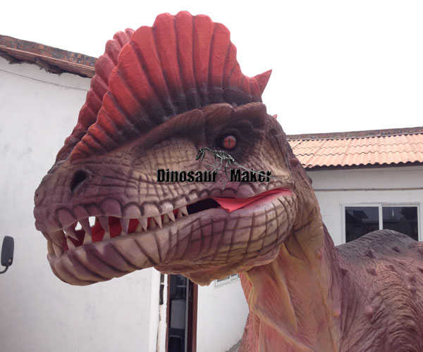 Animatronic Dilophosaurus for Sale