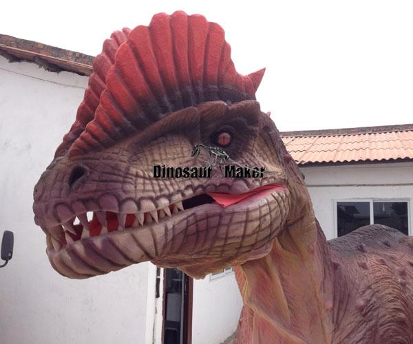 Animatronic Dilophosaurus for Sale