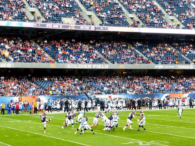 Chicago Bears v. Jacksonville Jaguars - August 14, 2014