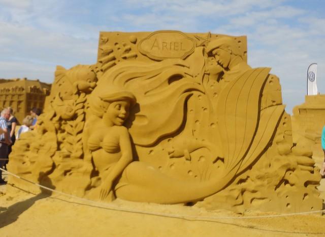 Sculpures sur sable Disney - News Touquet p.1 ! 14934017316_63839bd704_z