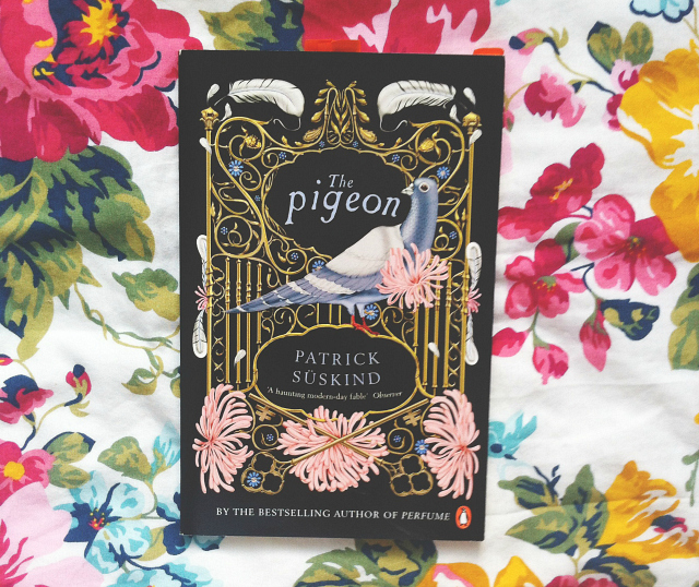 the pigeon patrick suskind book review book blogger uk vivatramp lifestyle