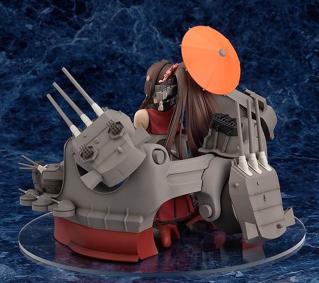 MAXFACTORY 艦娘 大和改 重兵裝Ver. / 輕兵裝Ver.