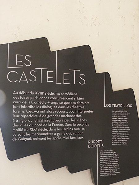les castellets