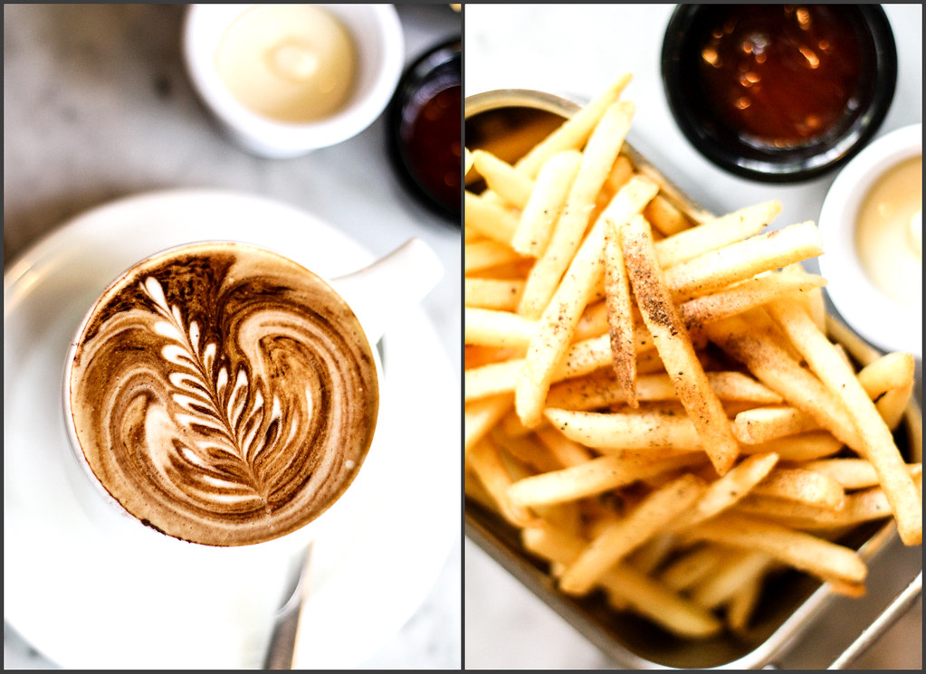 The Coastal Settlement's Coffee & Truffle Fries