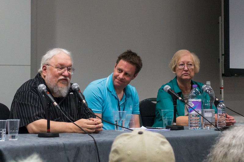 George RR Martin - Paul Cornell - Connie Willis