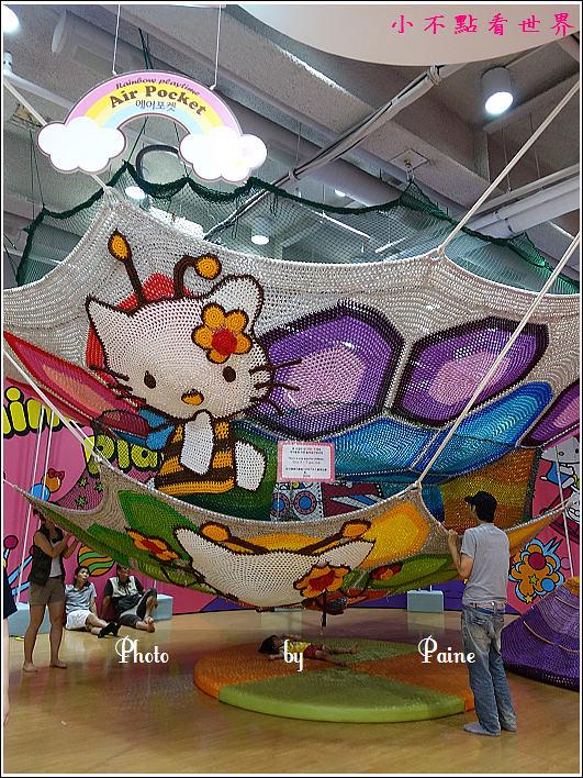 濟州島hello kitty樂園