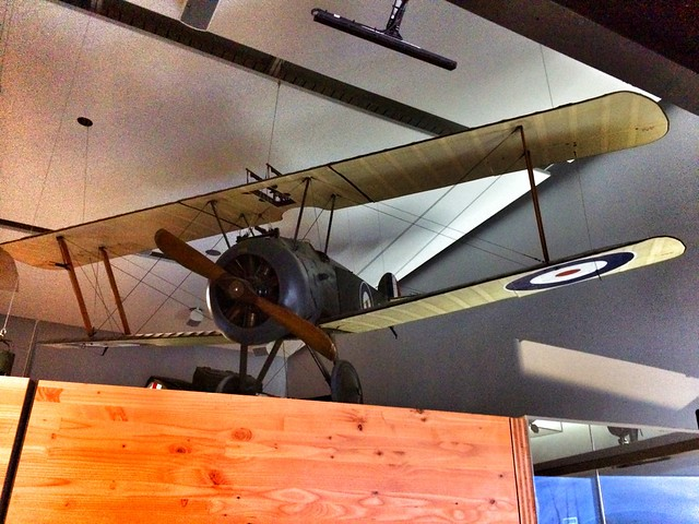 at Imperial War Museum