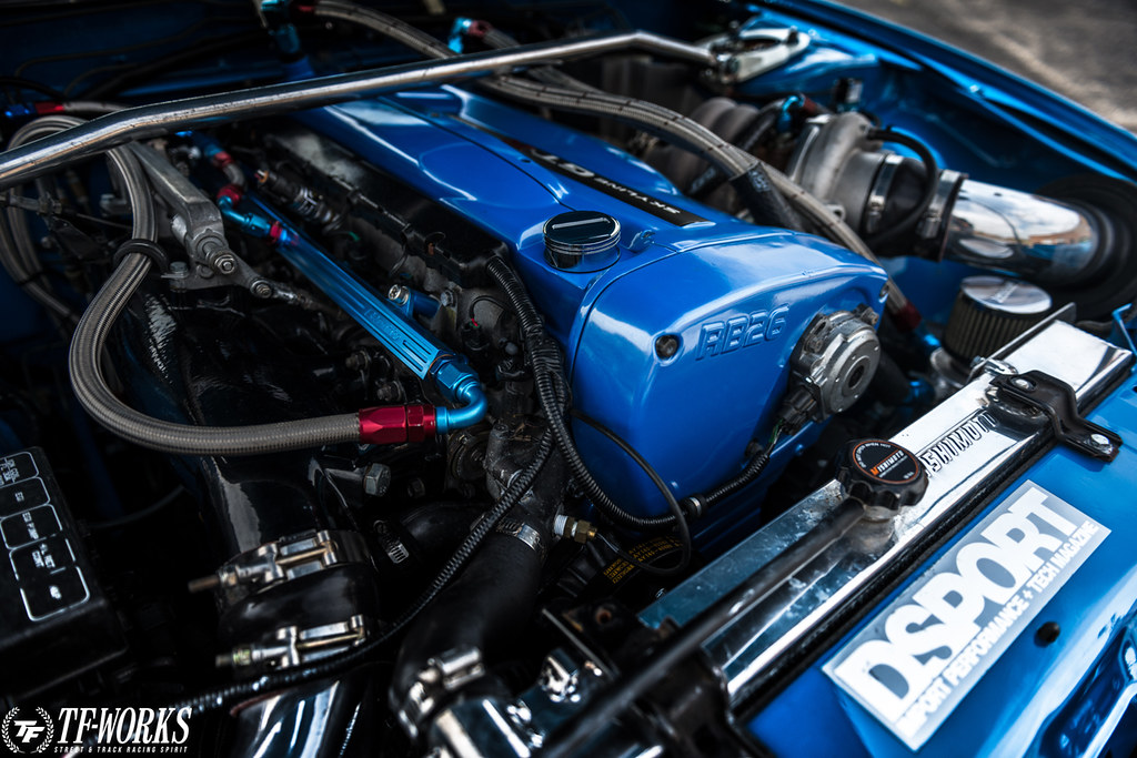 Tomei Fuel Pressure Regulator >> Feature: Austin's RB-Powered 240SX - TF-Works Blog