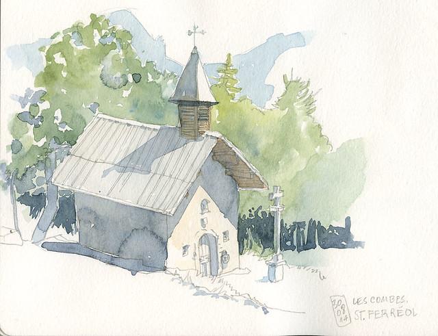 Chapel Les Combes