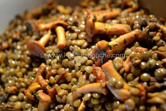 Lentilles aux Chanterelles © Ana Luthi Tous droits réservés 017_GF