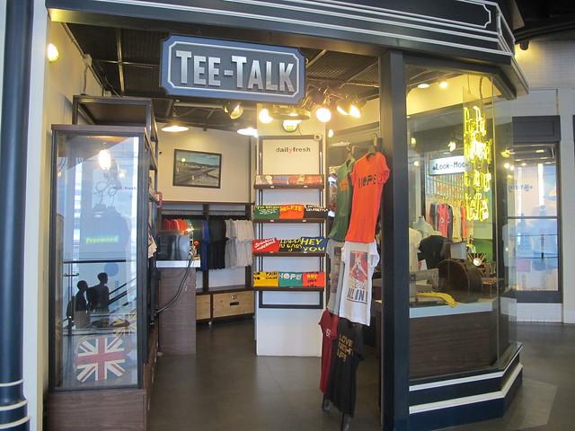 Tee-Talk at Terminal 21