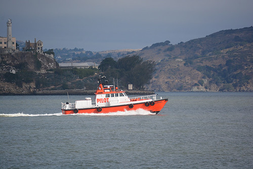 pilot boat Golden Gate