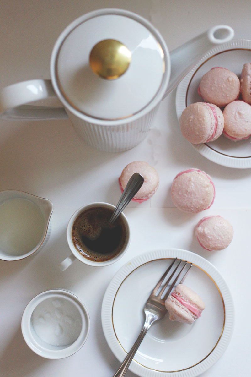 How to bake macarons, Bumpkin Betty