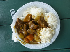 Beef Stew Plate