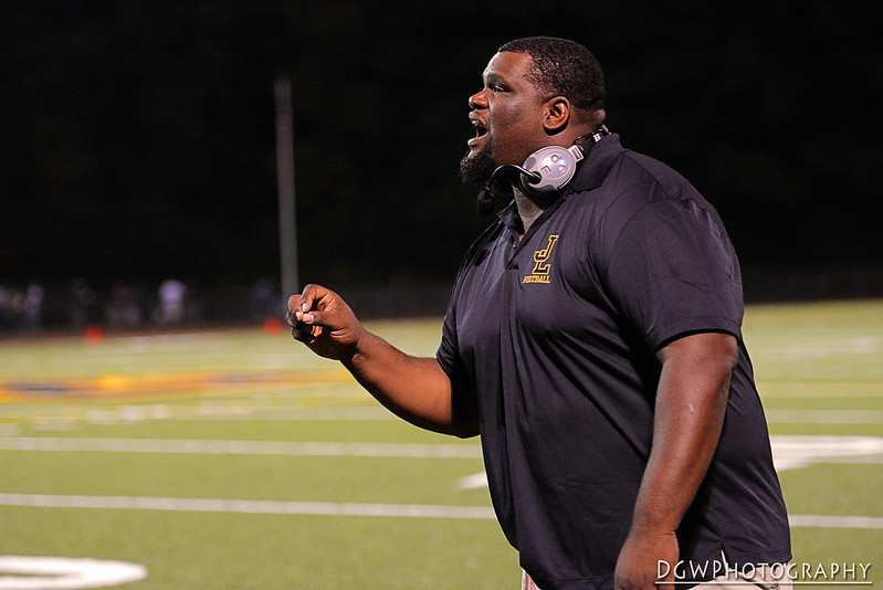 Jonathan Law vs. Harding High School - High School Football