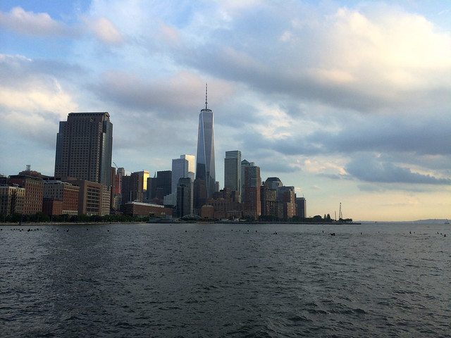 2014.09.05 - Lower Manhattan I