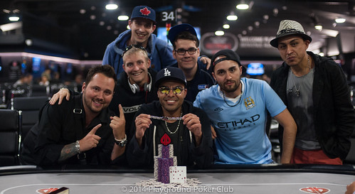 Event 1 Champion: Eddie Bangash