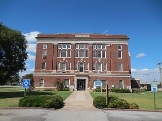 Harmon County Courthouse