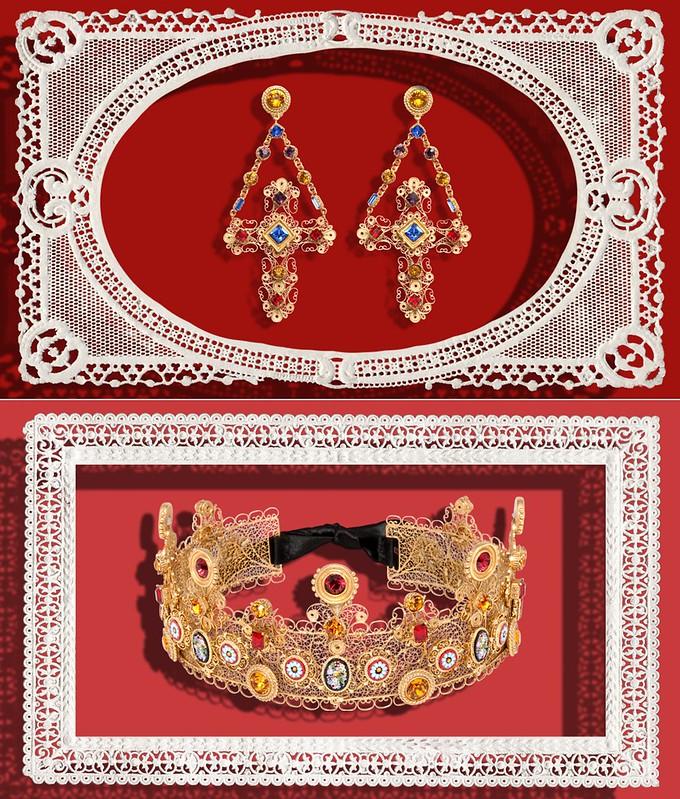 Fall-Winter-2014-Accessory-Trends-Dolce-and-Gabbana-filigree-cross-chandelier-earrings-1124x660-cover-vert