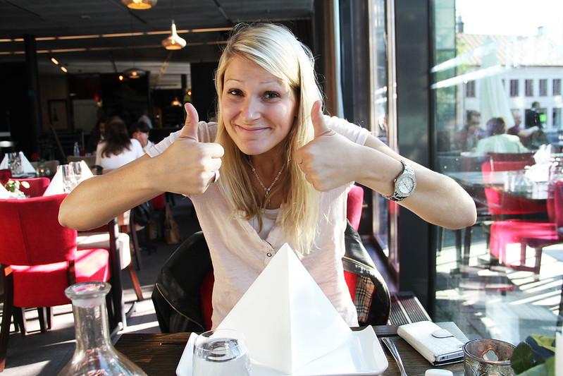 Tapas med Johanna i Lund!