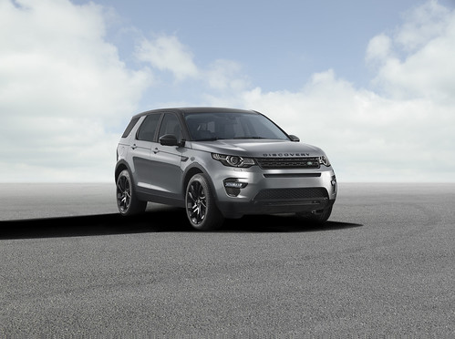 Land Rover Discovery Sport | Static