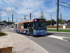 Heuliez Bus GX 327 n°451  -  Besançon GINKO