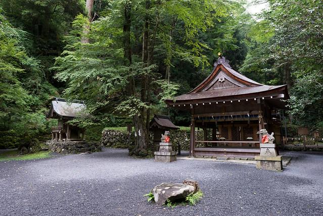 貴船神社 奥社