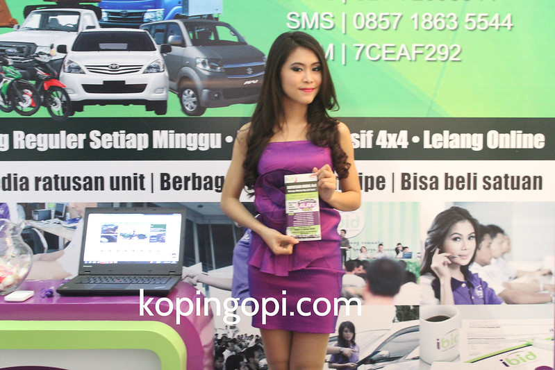 Kunjungi Booth IBID di IIMS 2014