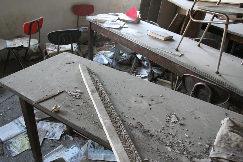 Washburne Trade School interior