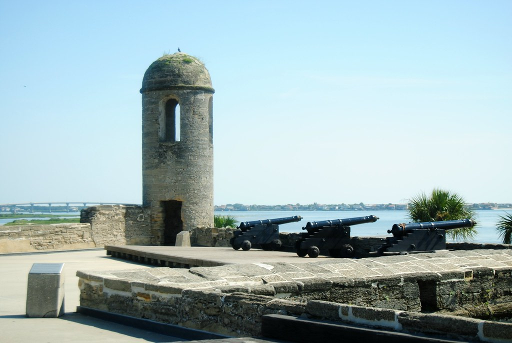 Castillo de San Marcos Bell Tower