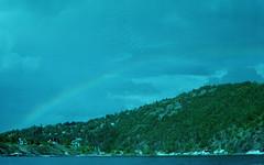 gli arcobaleni impercettibili.