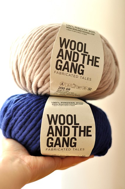 wool and the gang yarn