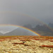 Double Rainbow over Tombstone by aribix