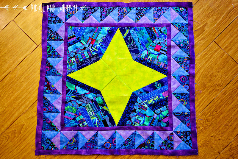Riddle and {Whimsy} Possum Magic Round Robin (centre + Border 1)