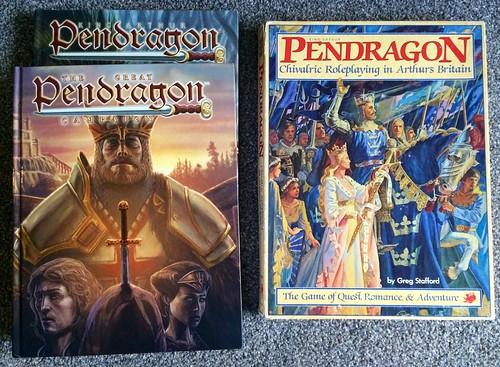 Pendragon RPG