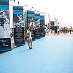 Inauguració del Basket Square i el Carrer Comercial del Campionat del Món de Bàsquet-FIBA Basketball World Cup 2014
