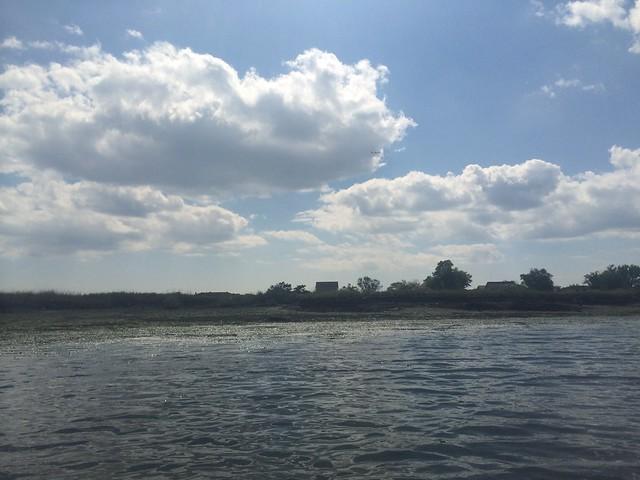 日, 2014-09-07 13:49 - Island Parkでカヤック
