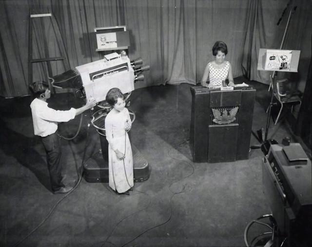 Saigon 1967 - Đài truyền hình VNCH