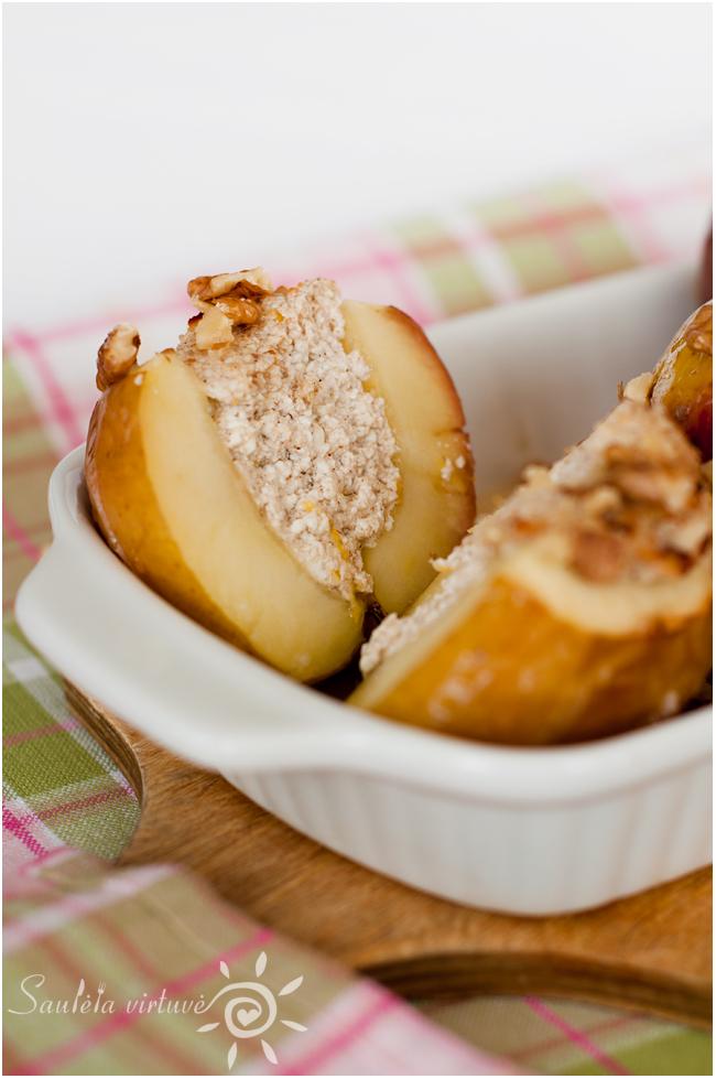 Varške įdaryti kepti obuoliai (3)