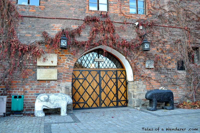 WROCŁAW - Muzeum Militariów
