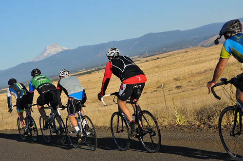 Cycle Oregon 2014 - Day 4-6