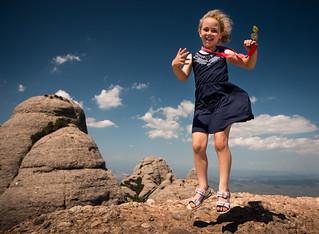 Laurie Summits Montserrat